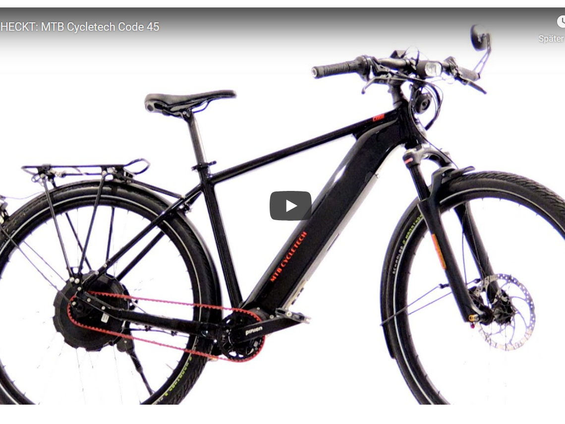 Ge-Checkt Video Velototal Z20 RS